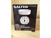Salter scales brand new