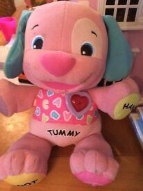 Musical Teddy £5