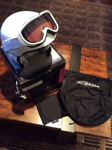 Smith helmet and goggles