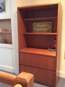 Sturdy Wooden Cabinet