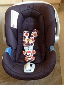 Cybex Aton car seat & adaptors