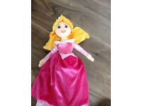 Disney Aurora soft doll