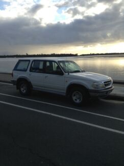 Ford Explorer 1997 excellent con. reg and RWC Runaway Bay Gold Coast North Preview