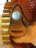 """Billy Cook Barrel 15"""" original maker"""