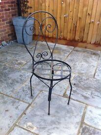 Iron Chairs (heavy). X5