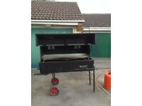 Hog roast machine for rent or complete party