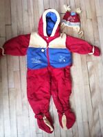 Snowsuit by deux-par-deux