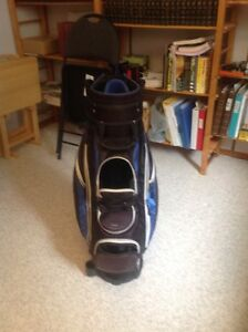 Bag and pull-cart