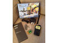 UNIDEN UBC72XLT HANDHELD RADIO SCANNER