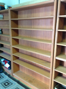 SOLID PINE SHELVES X 11