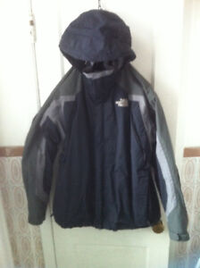 "Manteau 2 en 1 ""The North Face"" HyVent Large"