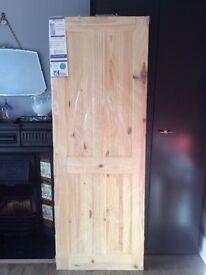 BRAND NEW 4panel Victorian pine door