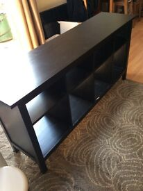 Black IKEA TV Stand / Side Board