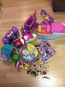 Polly Pocket -Huge Lot at a great price!