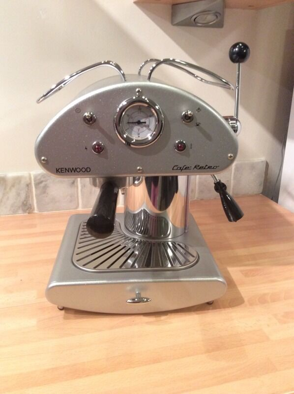Kenwood cafe retro coffee machine | in Killamarsh, South Yorkshire ...