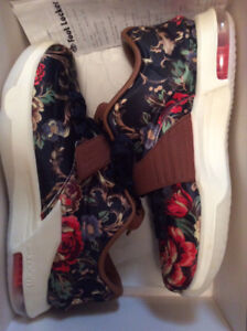 """nike kd 7 vii ext qs """"floral"""" size 8.5"""