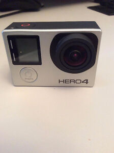 GO PRO HERO 4 USED ONCE!