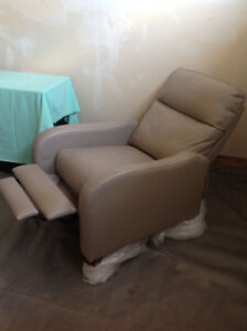 Like- New Leather Recliner