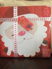 Dear Santa duvet set Double
