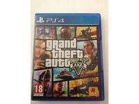 Grand Theft Auto GTA 5 PlayStation Game