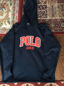 Vintage polo jeans sweater sz small