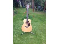 YAMAHA FG750S. Stunning Acoustic. Solid Spruce Top/ Sycamore Back & Sides. Superb Condition.