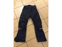 Ladies Motorcycle trousers RST size 10