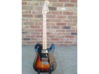 Fender Telecaster Deluxe '72 reissue guitar * Reduced Price*