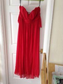 Beautiful full length dress