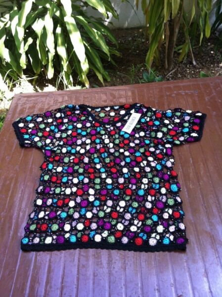 Chun Biu blouse. Brand new and never use before. Price inclusive of local normal postage.