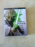 star wars trilogy blue ray +dvd