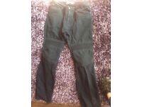 Hein Gericke motor cycle jeans, size 34