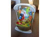 Fisher-Price Woodland Friends Swing