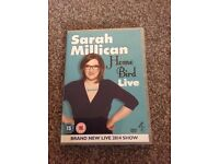 Sarah Millican - Home Bird Live DVD