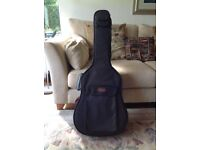Stagg Black Full Size Acoustic Guitar Cover £10