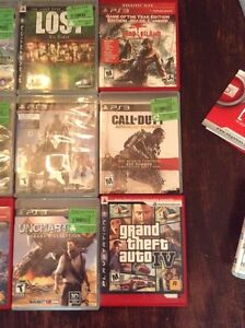 PS3 GAMES CHEAP NEED GONE ASAP Cambridge Kitchener Area image 4