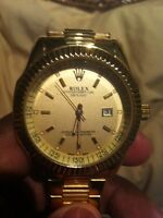 14k rolex oyster perpetual datejust