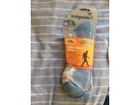 Walking boot socks