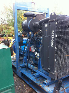 12 inch Thompson self priming pump john deere power year is 2008