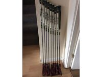 Taylormade RBZ irons 4-Sw Stiff shaft