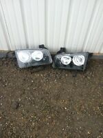 PROJECTION LED HEADLIGHTS