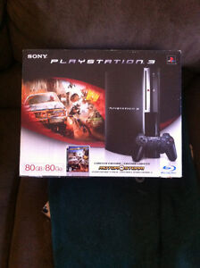 ps3 box only 2007