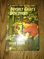 Beverly Gray's Discovery by Clair Blank