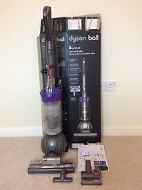 Dyson Dc40 Animal Vacuum Cleaner, Warranty