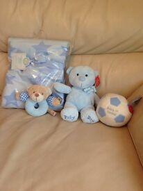 Brand new Baby items