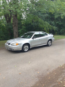 2003 Pontiac Grand Am se Sedan   MUST SELL [ certified or as is]