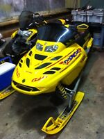***LOOK HERE** BOMBARDIER SKI DOO USED PARTS year 2000 up only