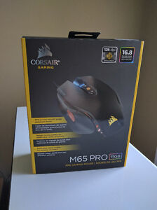 NEW Corsair Gaming M65 Pro RGB Optical Mouse