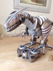 Limited edition Roboraptor