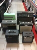 Used Guitar Amplifiers! Great Affordable Prices!